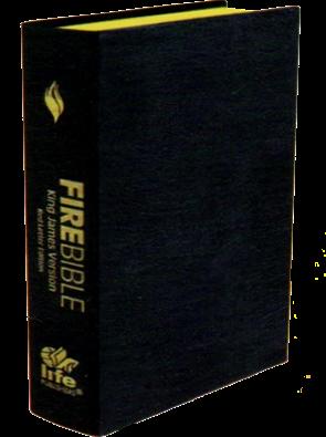 Fire Bible: King James Version: A Study Bible for Spirit ...