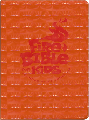 NIV Flexisoft Fire Bible | Fire Bibles for Prisoners