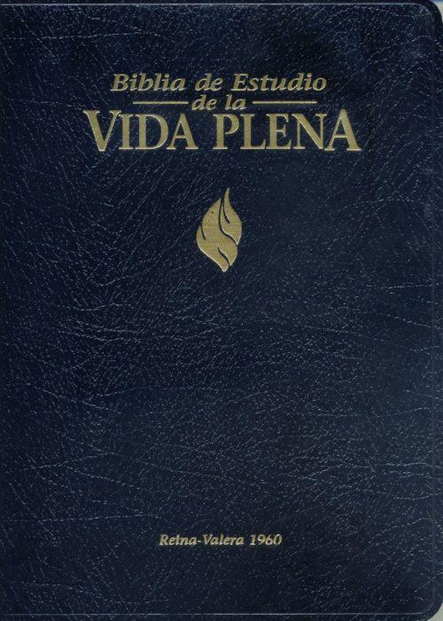 Biblia de Estudio de la Vida Plena | Spanish Bible | Spanish Fire Bibles