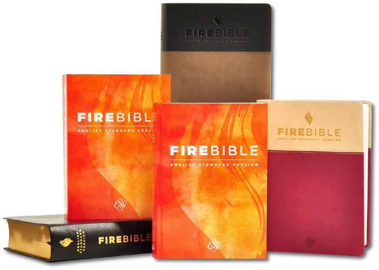 Buy Fire Bible | ESV Bibles | KJV Bibles | Full Life Study Bible